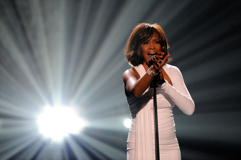 I Wanna Dance With Somebody: Whitney Houston Biopic in the Works