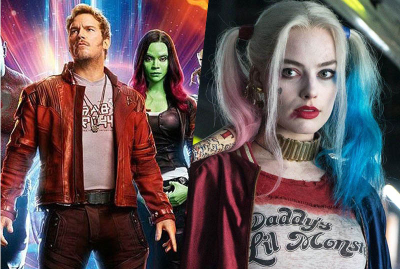 The Suicide Squad, Guardians of the Galaxy Vol. 3 On Track, Says James Gunn