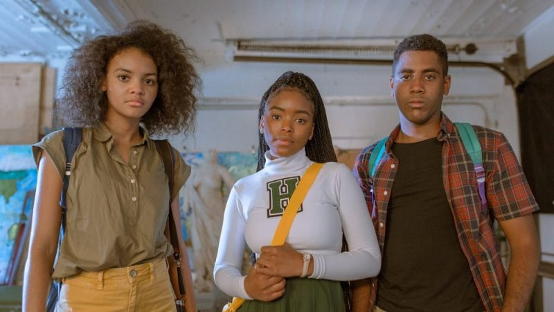 Amazon's Selah and The Spades Trailer: Power Needs a Protégée