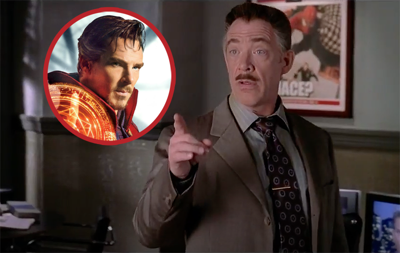 Exclusive: Sam Raimi On Coincidental Spider-Man 2 Doctor Strange Reference