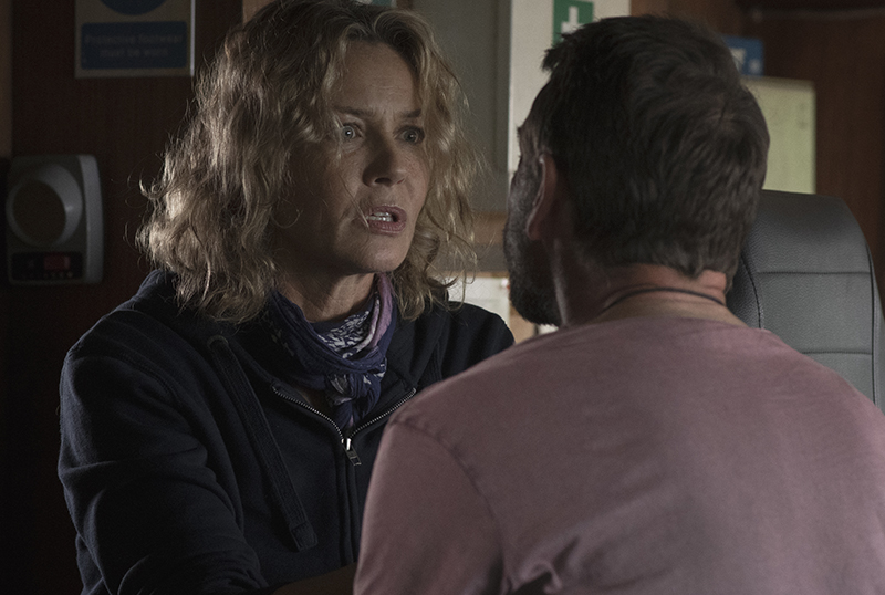 CS Interview: Connie Nielsen on Timely Sci-Fi Thriller Sea Fever