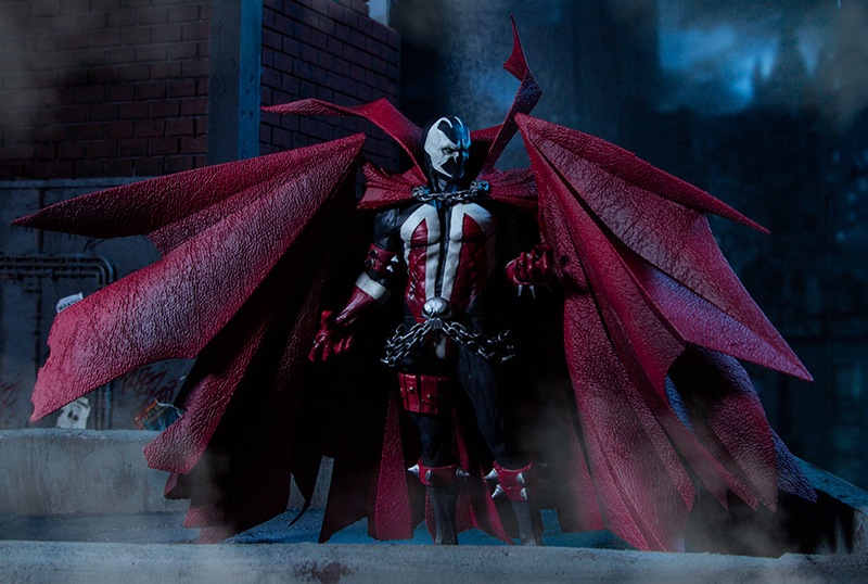 Spawn Kickstarter Launches For Updated 1995 Collectible Figure