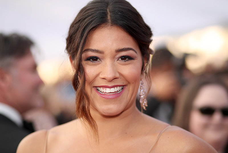 Gina Rodriguez's The Aliens Are Stealing Our Weed Comedy Spec Lands At Paramount