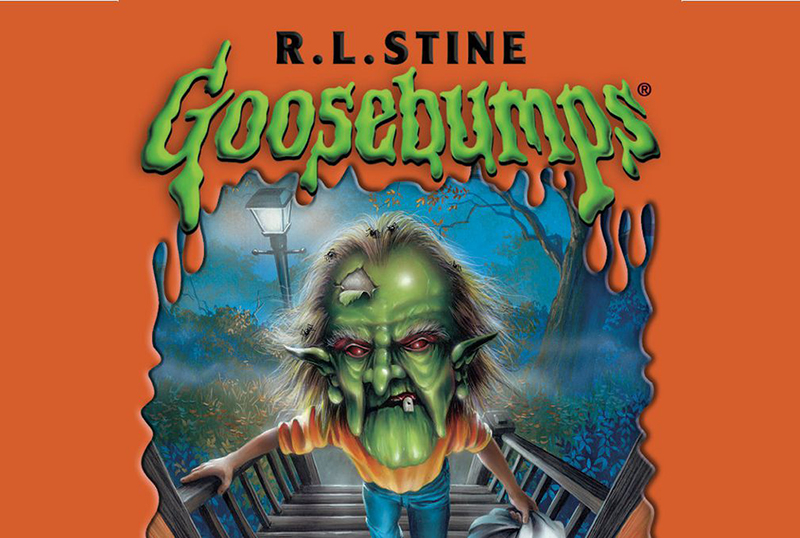 Live-Action Goosebumps Series in Development
