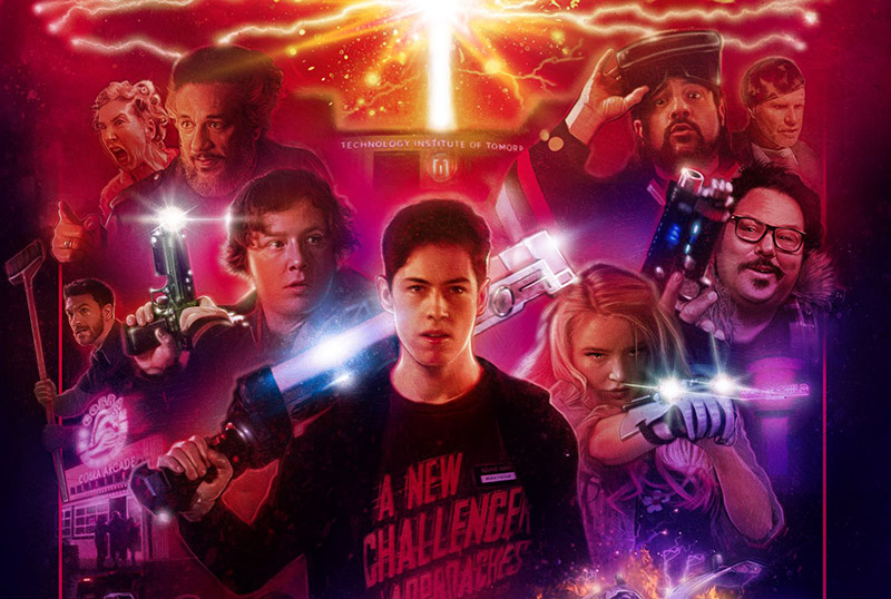 Max Reload and the Nether Blasters: MVD Acquires U.S. Rights for Kevin Smith's New Film