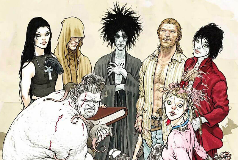 Neil Gaiman Reveals Netflix's The Sandman Series Has Been Put on Hold