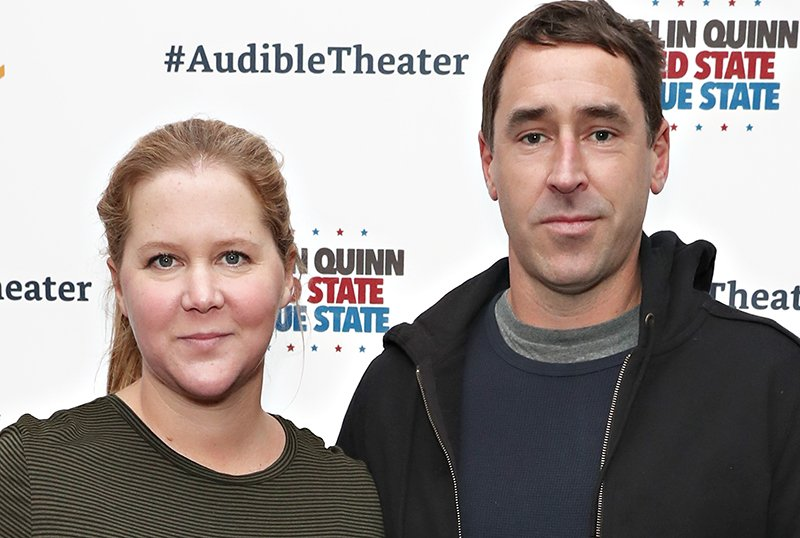 Amy Schumer Teaming With Chef Husband Chris Fischer on Cooking Show