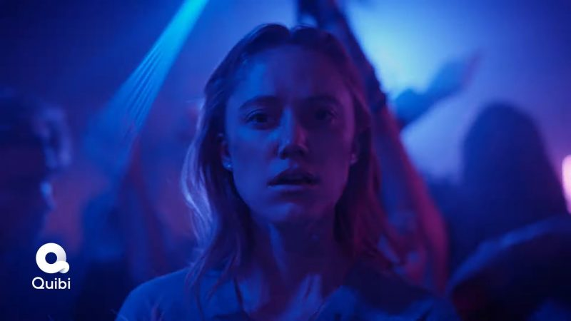 Maika Monroe Runs Away from Dane DeHaan in The Stranger Trailer