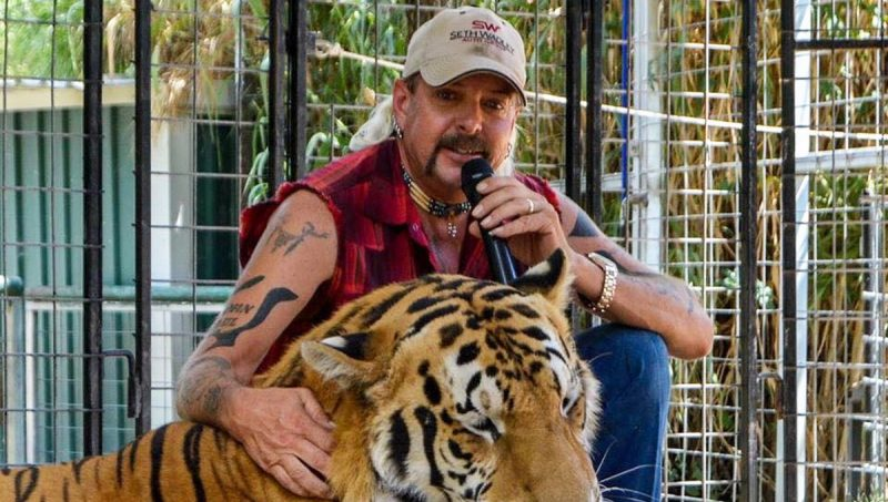 The Tiger King and I: Joel McHale to Host After Show Episode