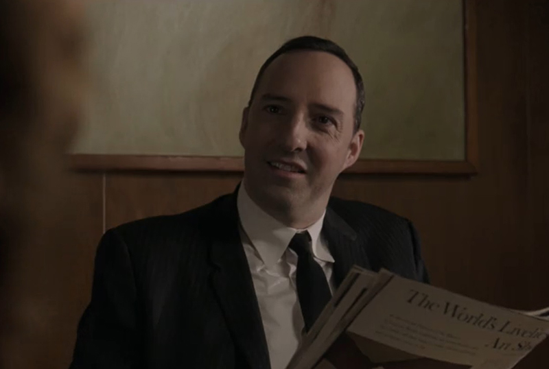 Exclusive To The Stars Clip Featuring Malin Akerman & Tony Hale