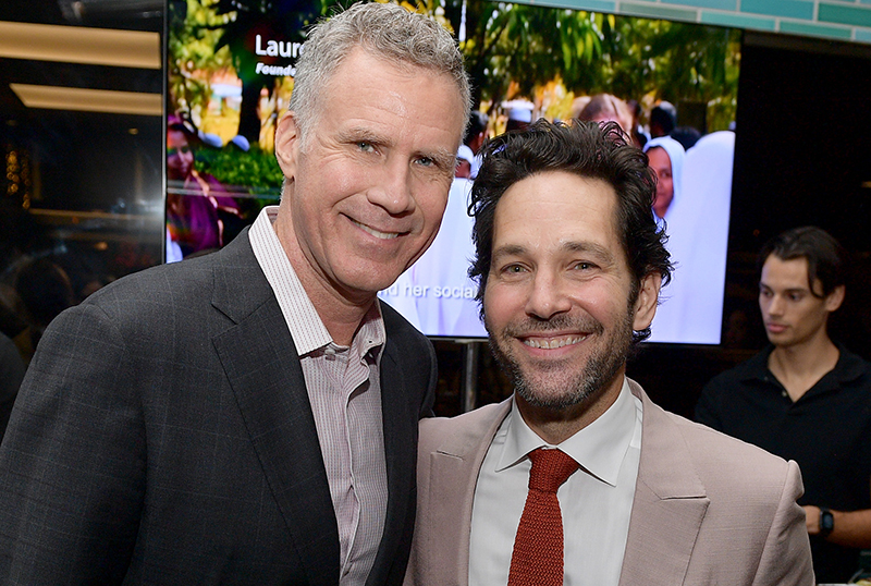 The Shrink Next Door: Apple Orders Will Ferrell, Paul Rudd Limited TV Series