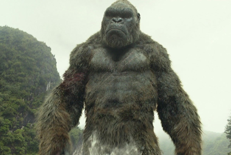 WonderCon@Home: Legendary Comics: Monsterverse Panel Teases Adult Kong!