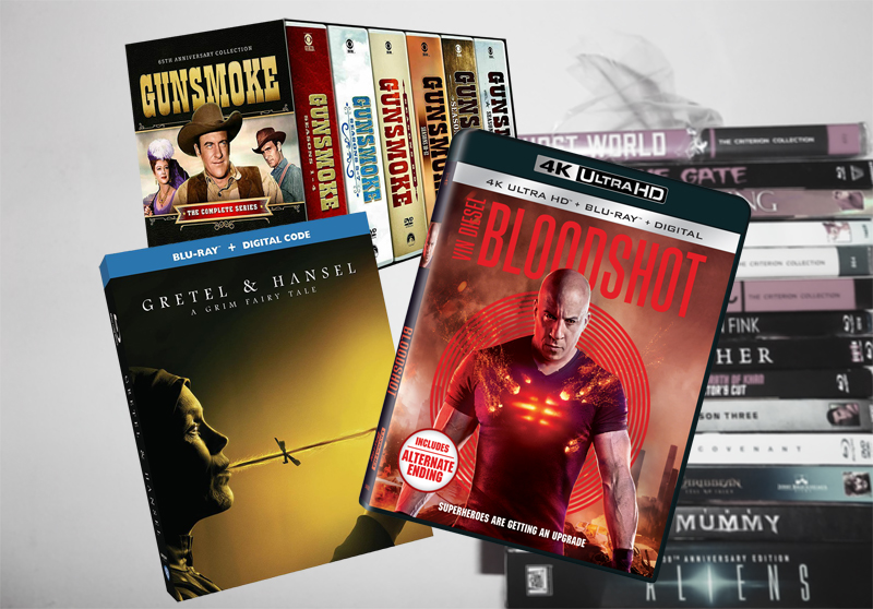 May 5 Blu-ray, Digital and DVD Releases