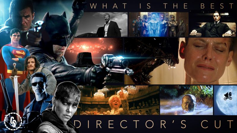 POLL: What is the Best Director's Cut?