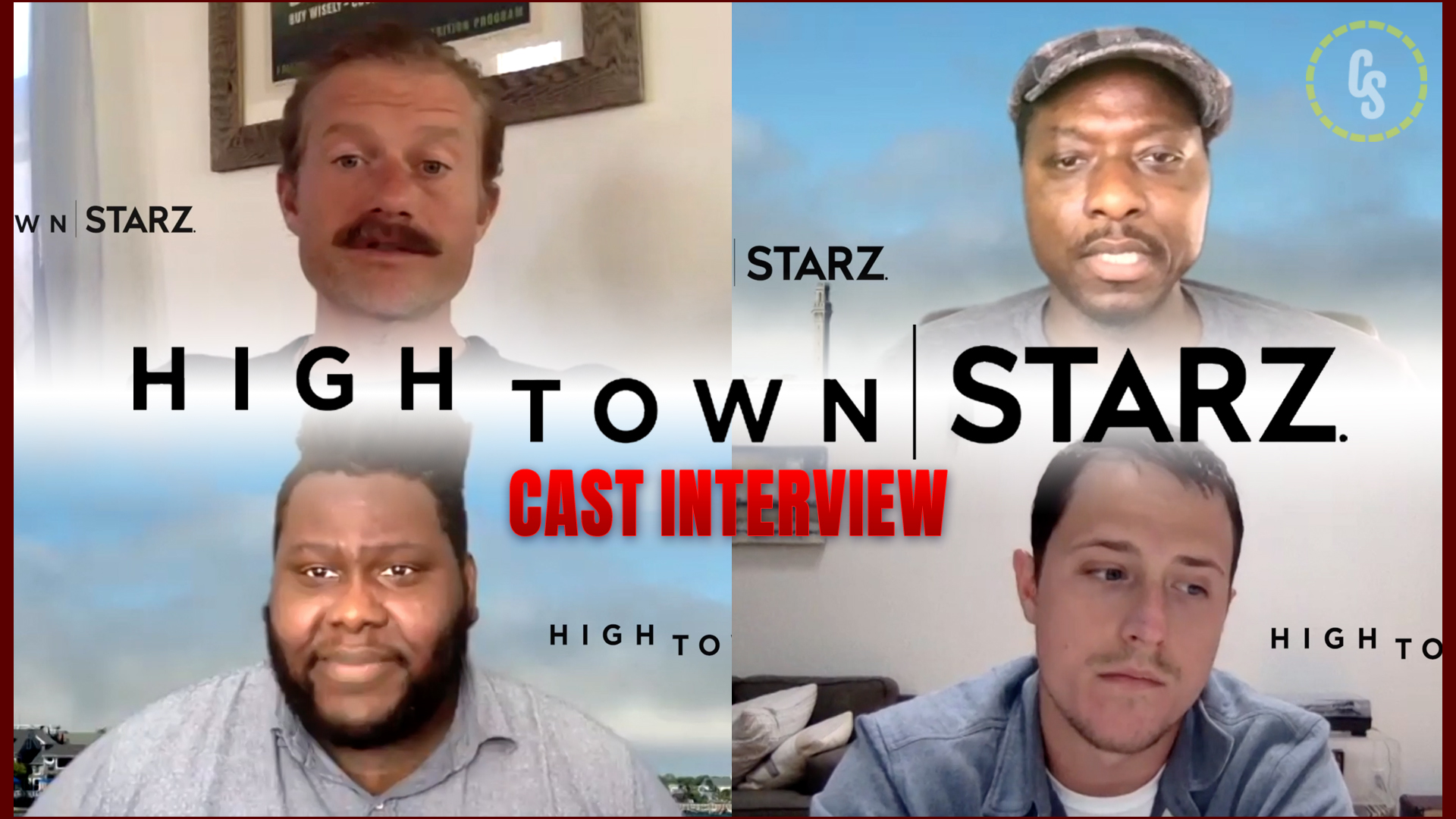 CS Video: Hightown Interviews With James Badge Dale & More!