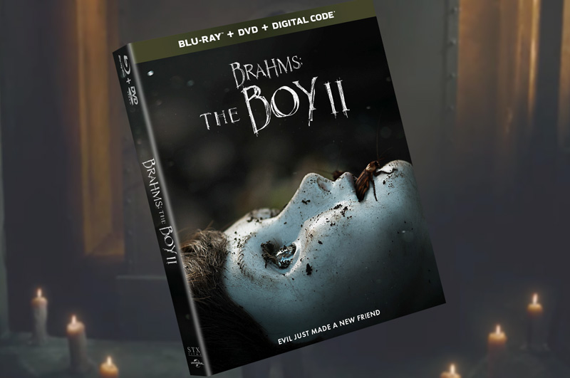 Enter to Win a Copy of Brahms: The Boy II!