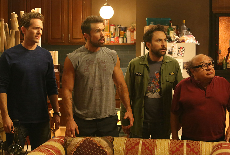 FX Renews Always Sunny for Season 15, Greenlights AHS Spinoff