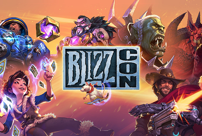 BlizzCon 2020 canceled with a possible replacement event coming early 2021
