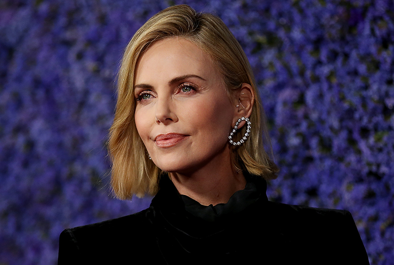 Netflix Reveals the First Look at Charlize Theron in The Old Guard