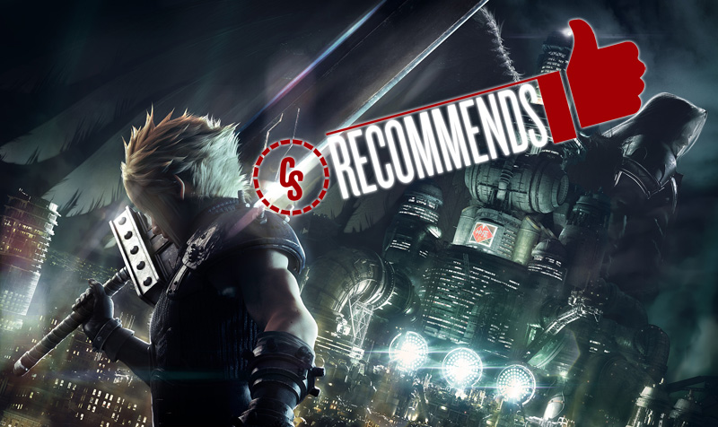 CS Recommends: Final Fantasy VII Remake, Plus Toys, Books & More!
