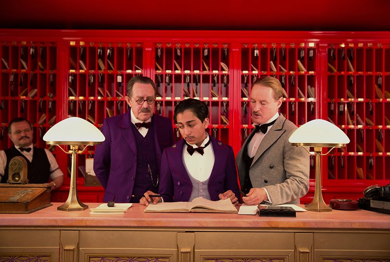 Criterion's Grand Budapest Hotel Release Includes Animated Storyboards Narrated by Wes Anderson