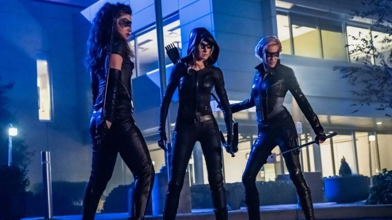 Arrow Spinoff & The 100 Prequel Still in 'Active Discussions' at The CW