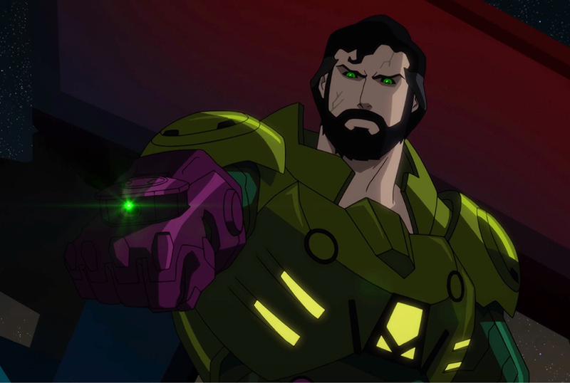 New Justice League Dark: Apokolips War Clip & Photos Released