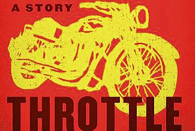 Joe Hill & Stephen King's Throttle Getting Feature Adaptation At HBO Max