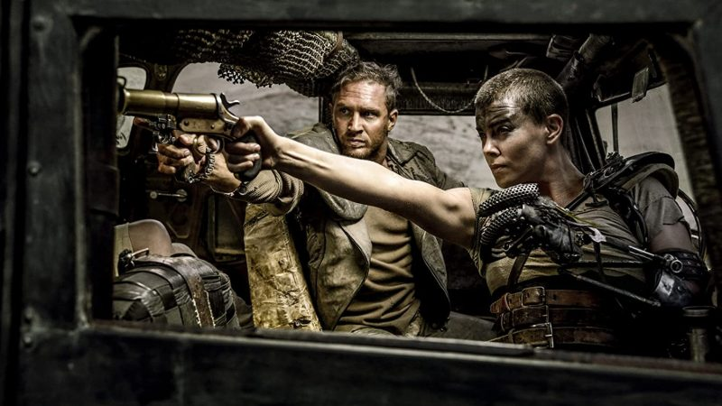Tom Hardy & Charlize Theron Speak Out on Mad Max: Fury Road Set Problems