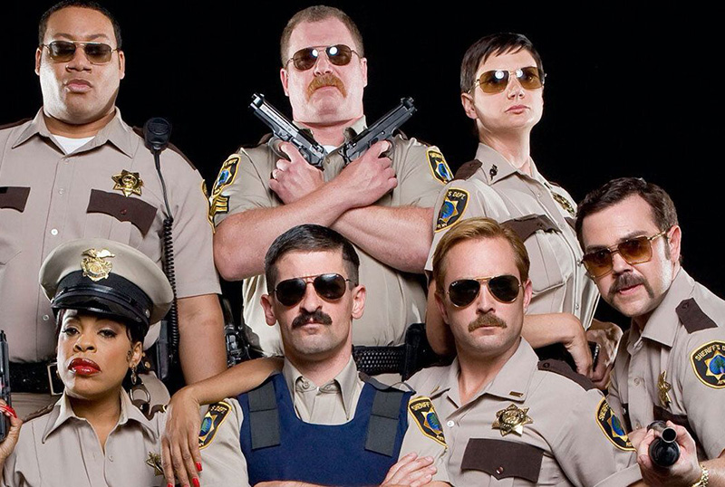 CS Interview: Garant, Lennon & Yarbrough Discuss Reno 911! Revival