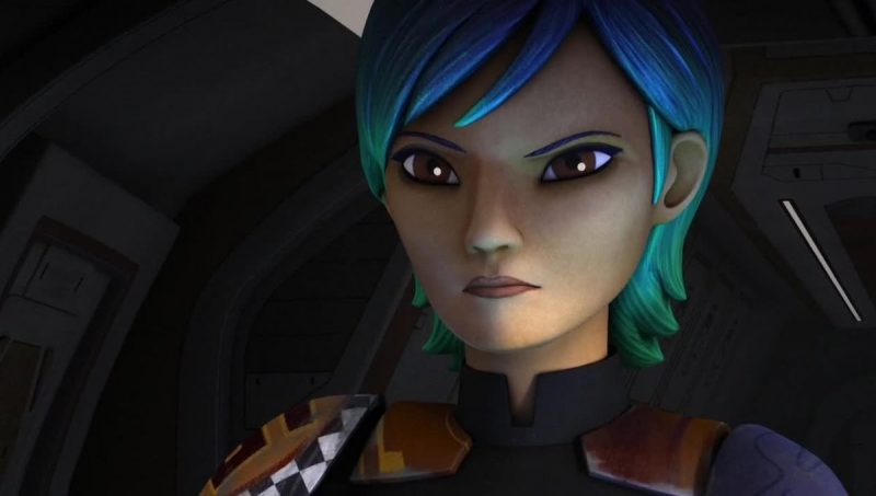 Sabine Wren Reportedly Set to Appear in The Mandalorian Season 2