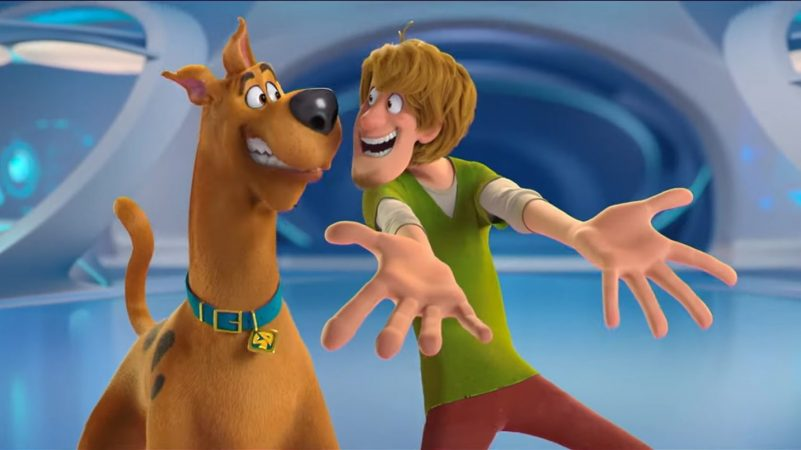 Scoob! Clip Introduces Mark Wahlberg's Blue Falcon & Ken Jeong's Dynomutt