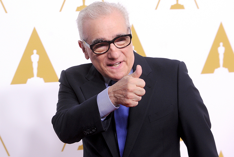 Martin Scorsese Filming Isolation Short For BBC
