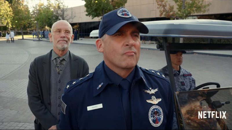 Steve Carell Leads the Space Force in New Trailer