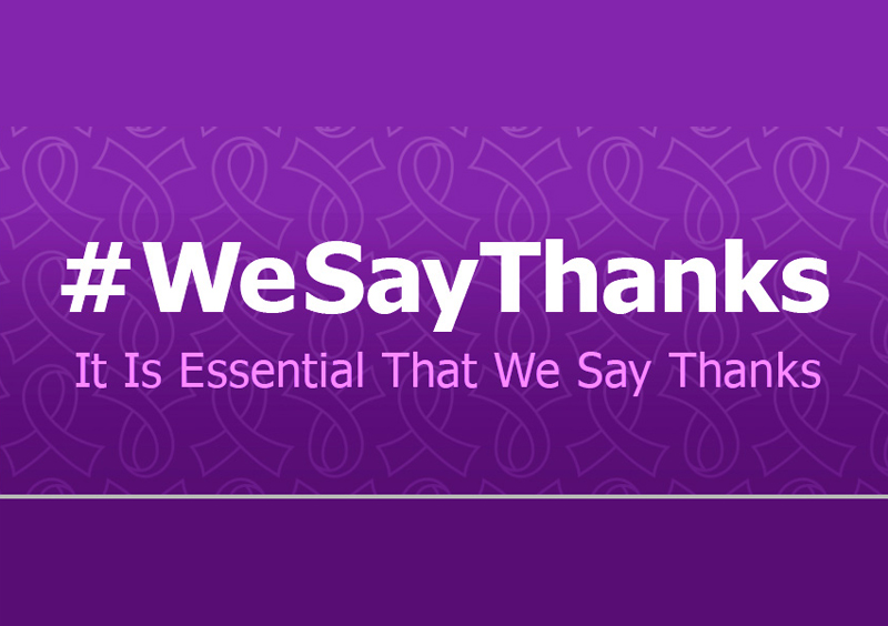 WeSayThanks on May 18