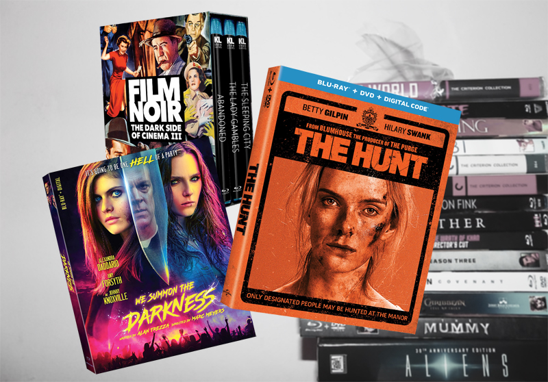 June 9 Blu-ray, Digital and DVD Releases
