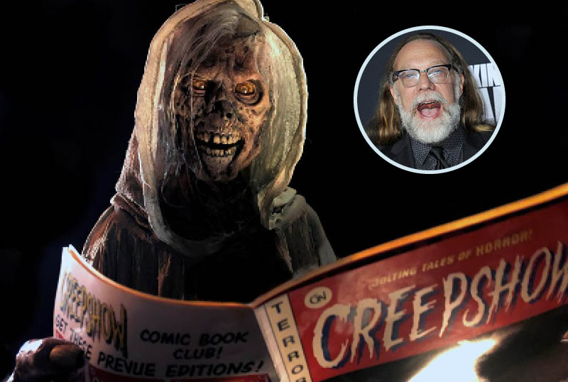 CS Interview: Greg Nicotero on First Season of Creepshow Revival