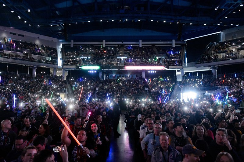 Star Wars Celebration 2020 Cancelled; 2022 Set For California