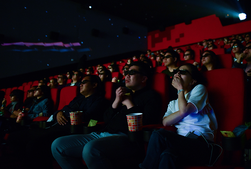 More than 20,000 Cinemas in China Might Permanently Shut Down