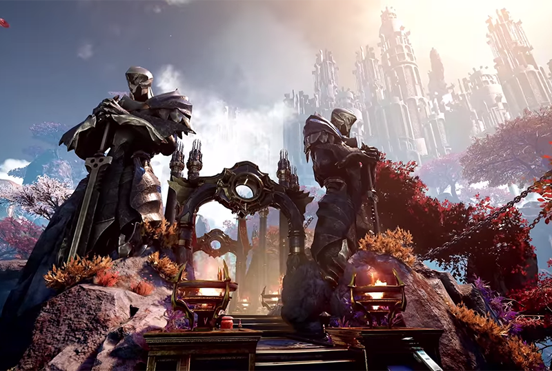 Gearbox & Counterplay Unveil Godfall Gameplay for PlayStation 5 & PC