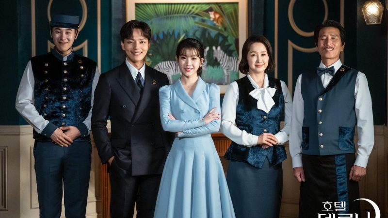 Hotel del Luna: Skydance Developing English Remake of South Korean Drama