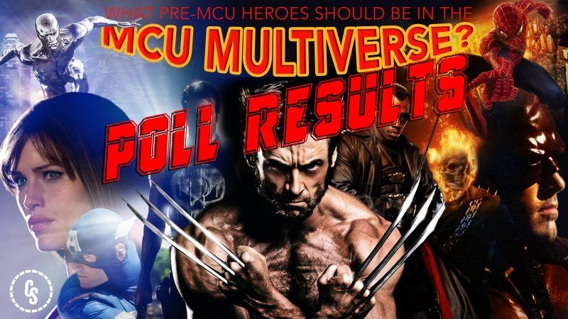 POLL RESULTS: What Pre-MCU Heroes Should Be in the MCU Multiverse?
