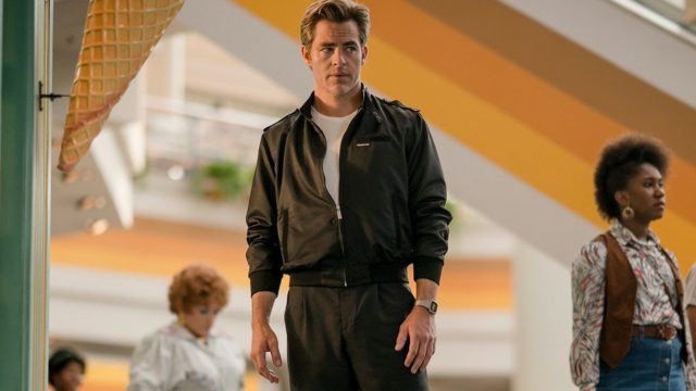 'Surprise Woman 1984' Star Chris Pine Discusses Steve Trevor's Surprising Return