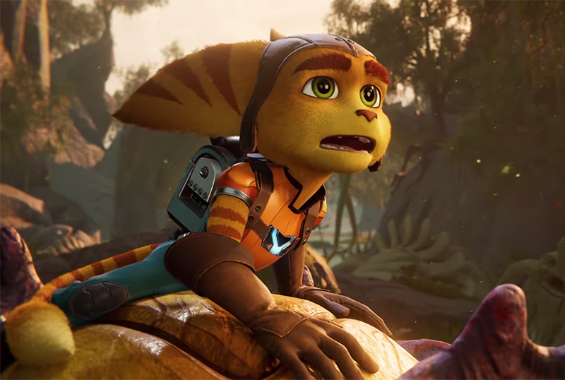 Ratchet Clank Rift Apart Revealed For Playstation 5