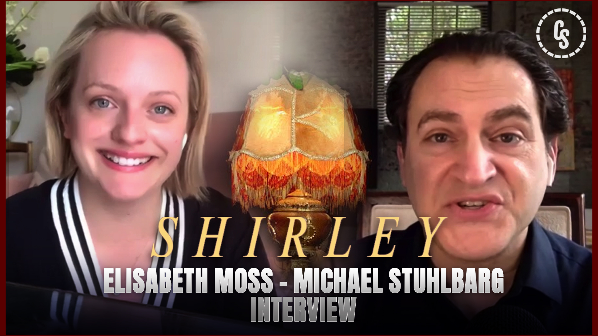 CS Video: Shirley Interview With Elisabeth Moss & Michael Stuhlbarg