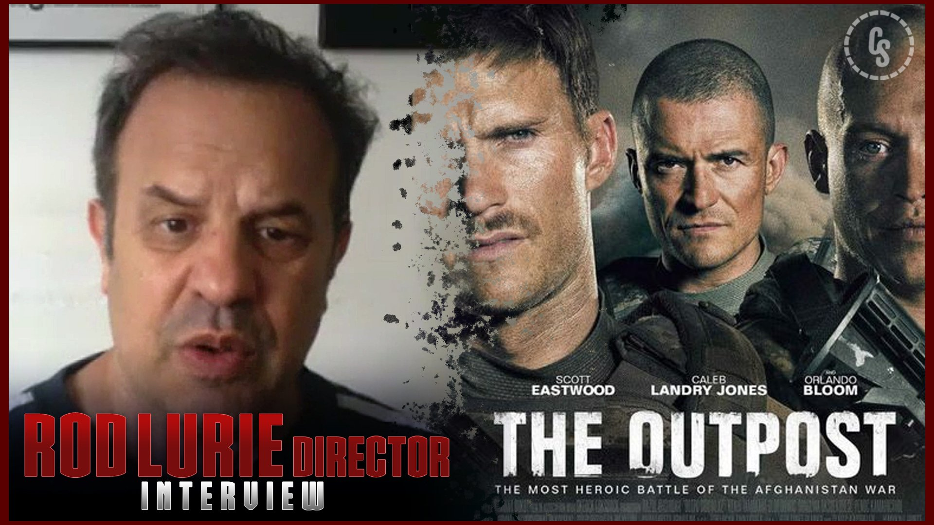CS Video: Director Rod Lurie on The Outpost, Plus Exclusive Clip!