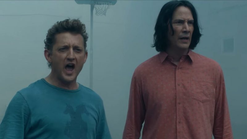 Bill & Ted Face the Music Release Date Moves Up A Week