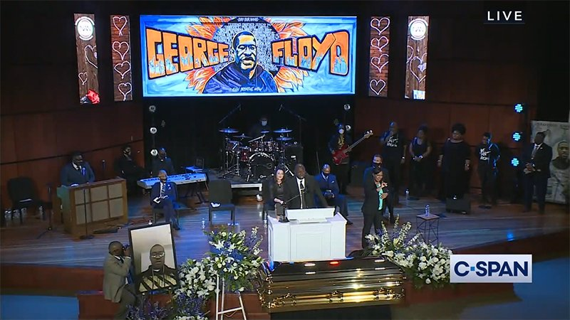 AMC Networks Going Dark in Tribute to George Floyd During Memorial Service