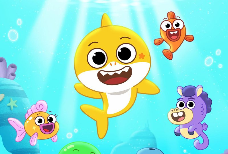 Baby Shark's Big Show! Coming to Nickelodeon in December