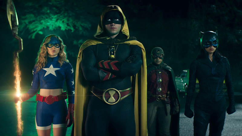 Stargirl Season 1 Episode 6 Review: The Justice Society